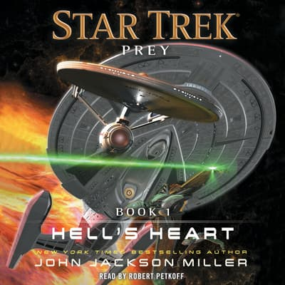 Prey: Book  One: Hell's Heart by John Jackson Miller audiobook