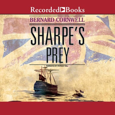 Sharpe's Prey by Bernard Cornwell audiobook