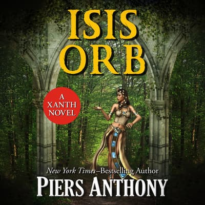 Isis Orb by Piers Anthony audiobook