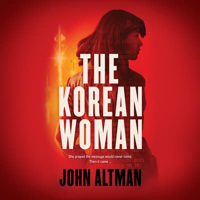 The Korean Woman by John Altman audiobook