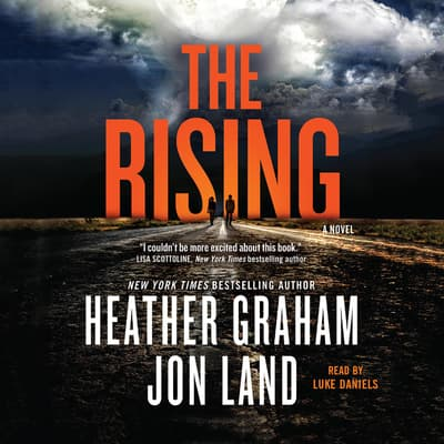 The Rising by Heather Graham audiobook