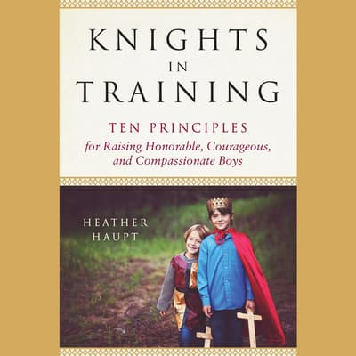 Knights in Training by Heather Haupt audiobook