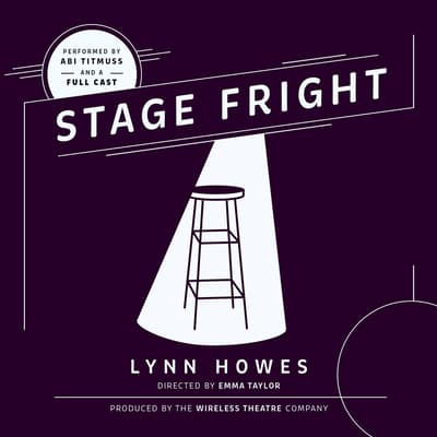 Stage Fright by Lynn  Howes audiobook