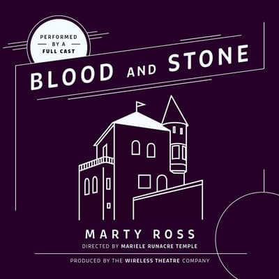 Blood and Stone by Marty Ross audiobook