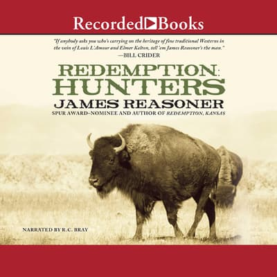 Redemption by James Reasoner audiobook