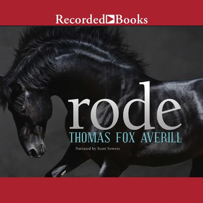 Rode by Thomas Fox Averill audiobook