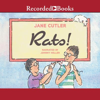 Rats! by Jane Cutler audiobook