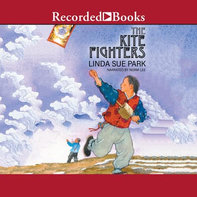 The Kite Fighters by Linda Sue Park audiobook