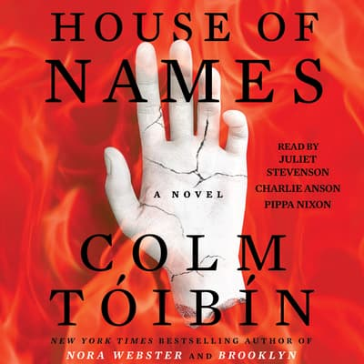 House of Names by Colm Tóibín audiobook