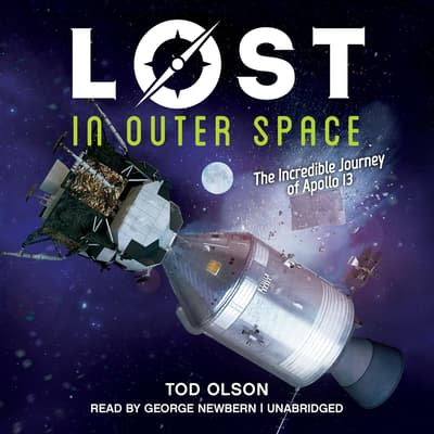 Lost in Outer Space by Tod Olson audiobook
