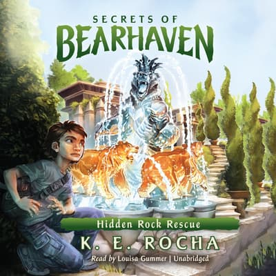 Hidden Rock Rescue by K. E. Rocha audiobook