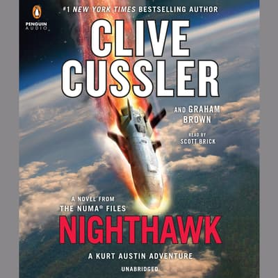 Nighthawk by Clive Cussler audiobook