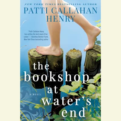 The Bookshop at Water's End by Patti Callahan Henry audiobook