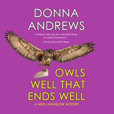 Owls Well That Ends Well by Donna Andrews audiobook