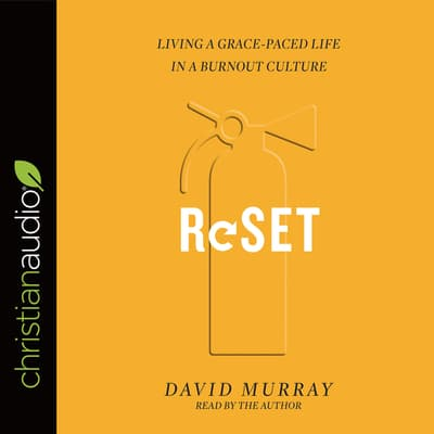 Reset by David Murray audiobook