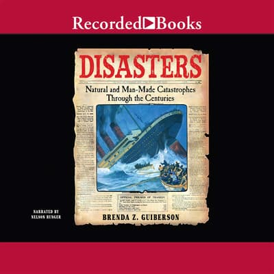 Disasters by Brenda Z. Guiberson audiobook