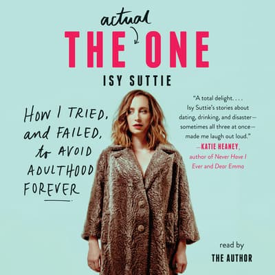 The Actual One by Isy Suttie audiobook