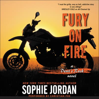 Fury on Fire by Sophie Jordan audiobook