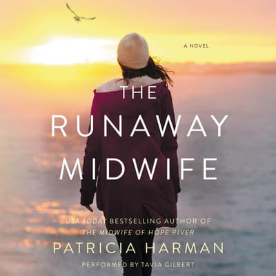 The Runaway Midwife by Patricia Harman audiobook