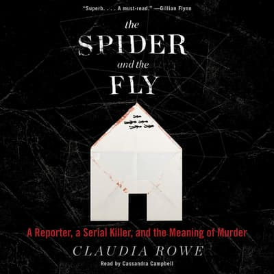 The Spider and the Fly by Claudia Rowe audiobook