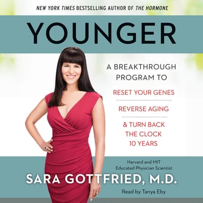 Younger by Sara Gottfried audiobook