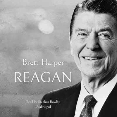 Reagan by Brett Harper audiobook