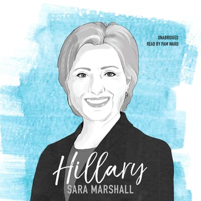 Hillary by Sarah Marshall audiobook