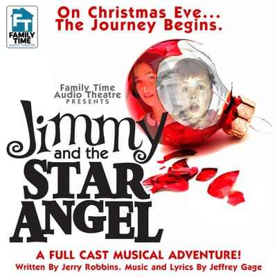 Jimmy and the Star Angel by Jerry Robbins audiobook