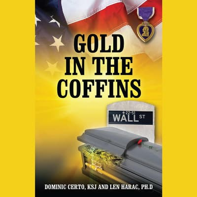 Gold In The Coffins by Dominic Certo audiobook