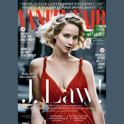 Vanity Fair: January 2017 Issue by Vanity Fair audiobook