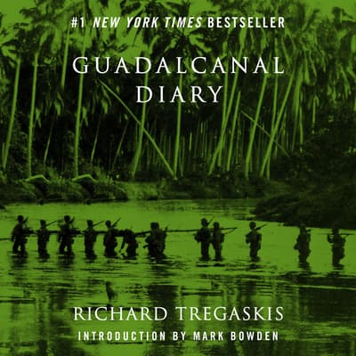 Guadalcanal Diary by Richard Tregaskis audiobook