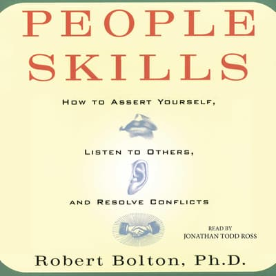 People Skills by Robert Bolton audiobook