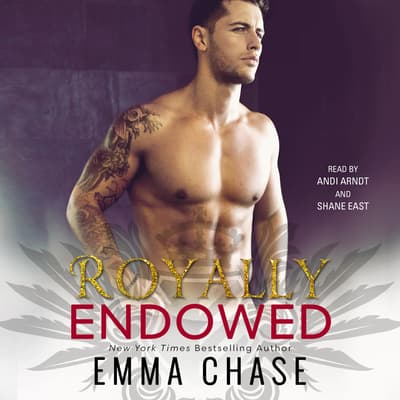Royally Endowed by Emma Chase audiobook