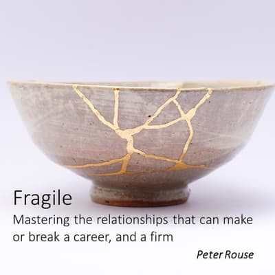 Fragile by Peter Rouse audiobook