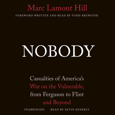 Nobody by Marc Lamont Hill audiobook