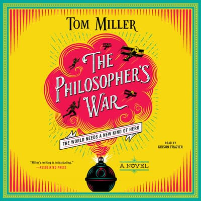 The Philosopher's War by Tom Miller audiobook