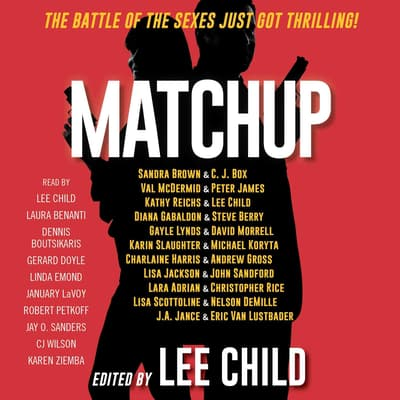 MatchUp by Kathy Reichs audiobook