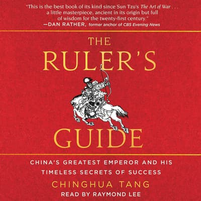 The Ruler's Guide by Chinghua Tang audiobook
