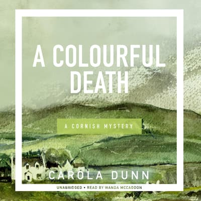 A Colourful Death by Carola Dunn audiobook