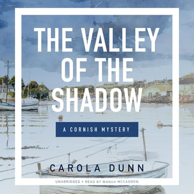 The Valley of the Shadow by Carola Dunn audiobook