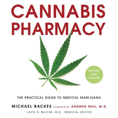 Cannabis Pharmacy by Michael Backes audiobook