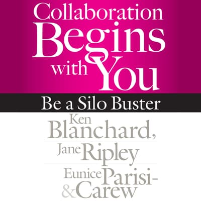 Collaboration Begins with You by Jane Ripley audiobook