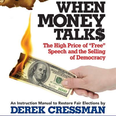 When Money Talks by Thom Hartmann audiobook