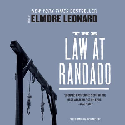 The Law at Randado by Elmore Leonard audiobook