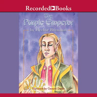 The Purple Emperor by Herbie Brennan audiobook