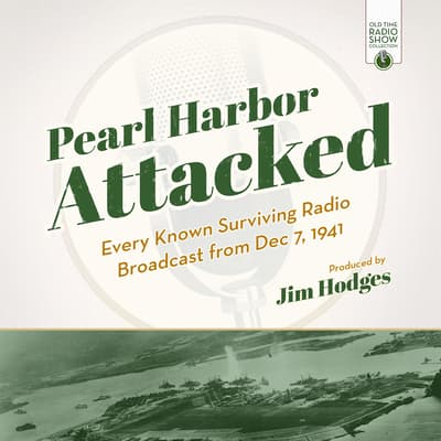Pearl Harbor Attacked by  audiobook