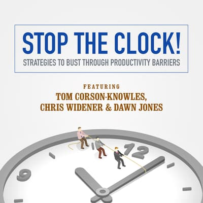 Stop the Clock! by Chris Widener audiobook