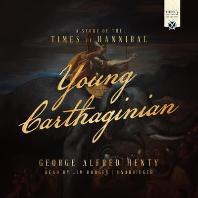 Young Carthaginian by George Alfred Henty audiobook
