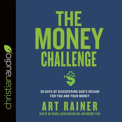 Money Challenge by Art Rainer audiobook