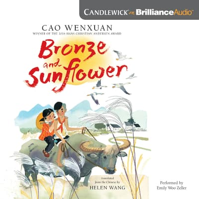 Bronze and Sunflower by Cao Wenxuan audiobook